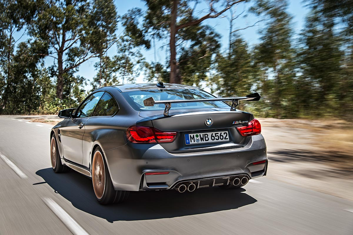 For the 30th anniversay: The new BMW M4 GTS 19