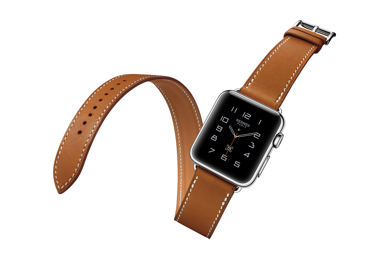 Apple and Hermès Unveil the Apple Watch Hermès Collection 1