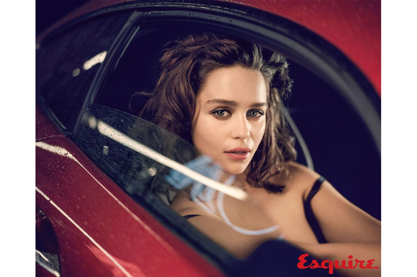 The Sexiest Woman Alive: Emilia Clarke 4