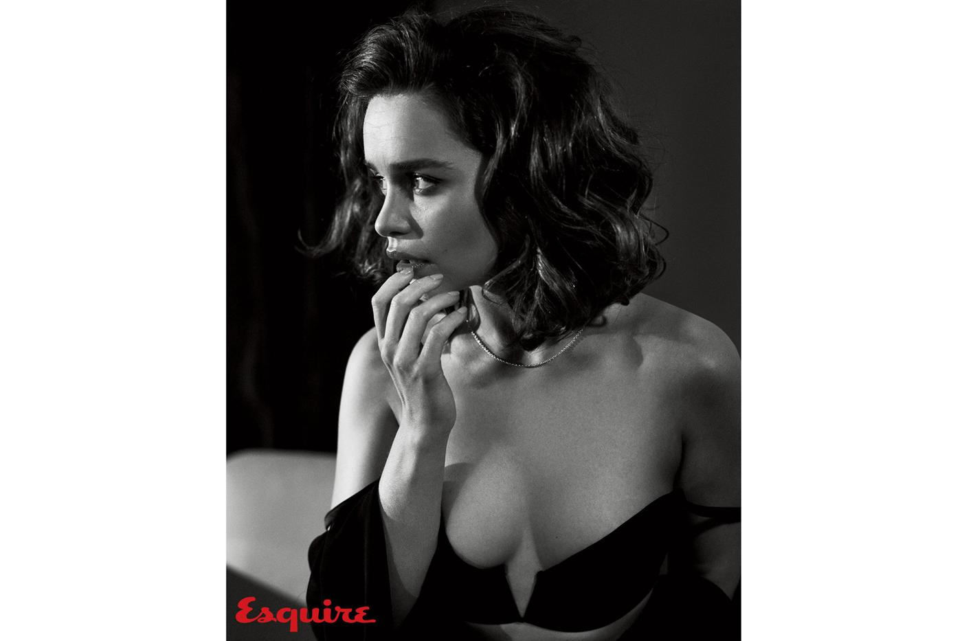 The Sexiest Woman Alive: Emilia Clarke 6