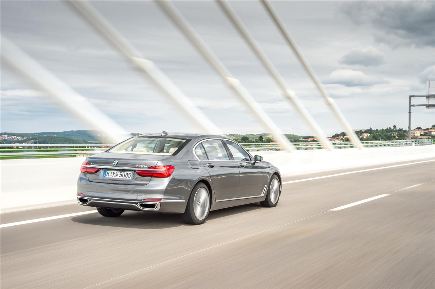 Introducing The 2016 BMW 7 Series 2