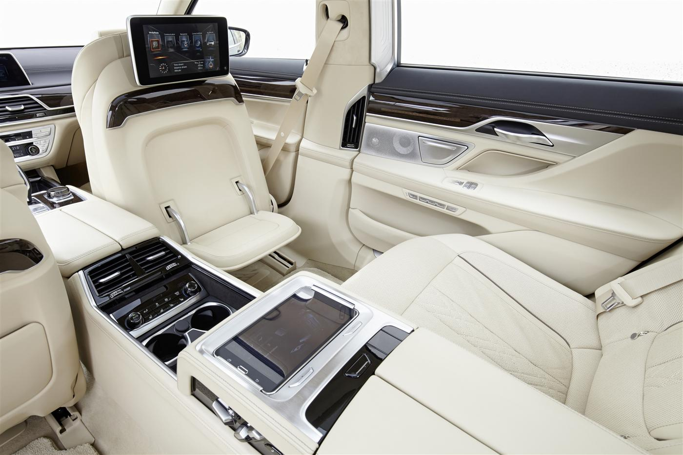 Introducing The 2016 BMW 7 Series 5