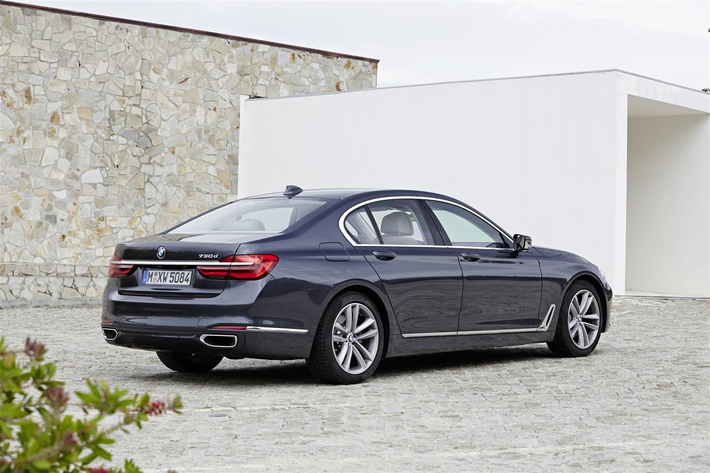 Introducing The 2016 BMW 7 Series 7