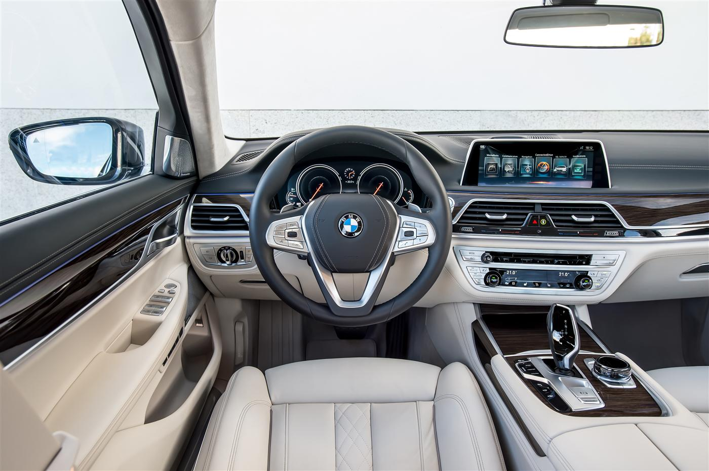 Introducing The 2016 BMW 7 Series 6