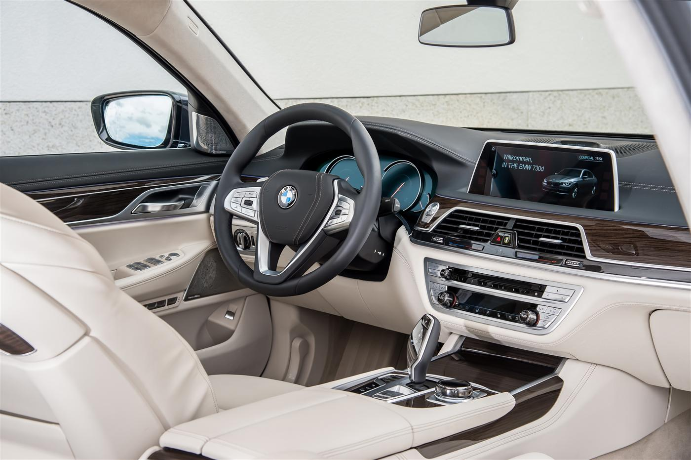 Introducing The 2016 BMW 7 Series 12