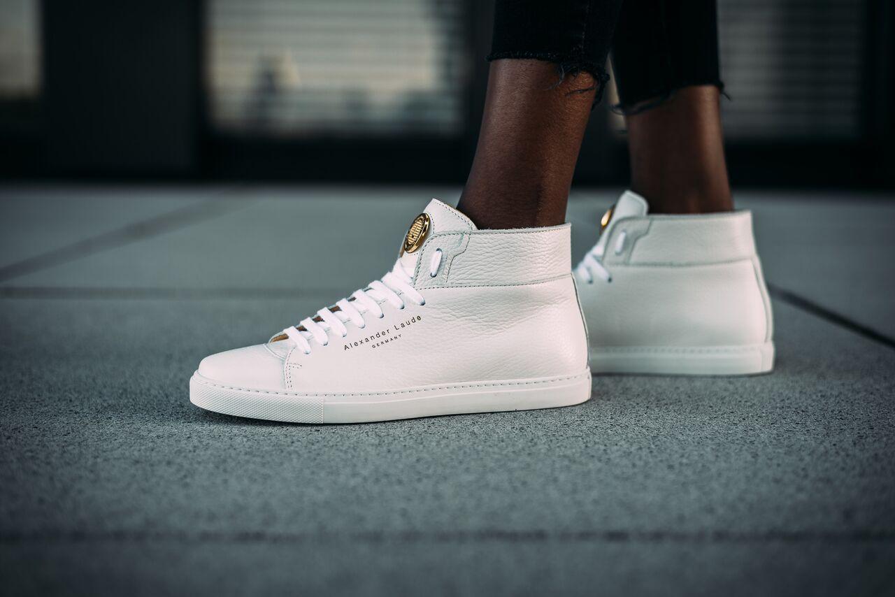 High-Top Sneaker von Designer Alexander Laude 1