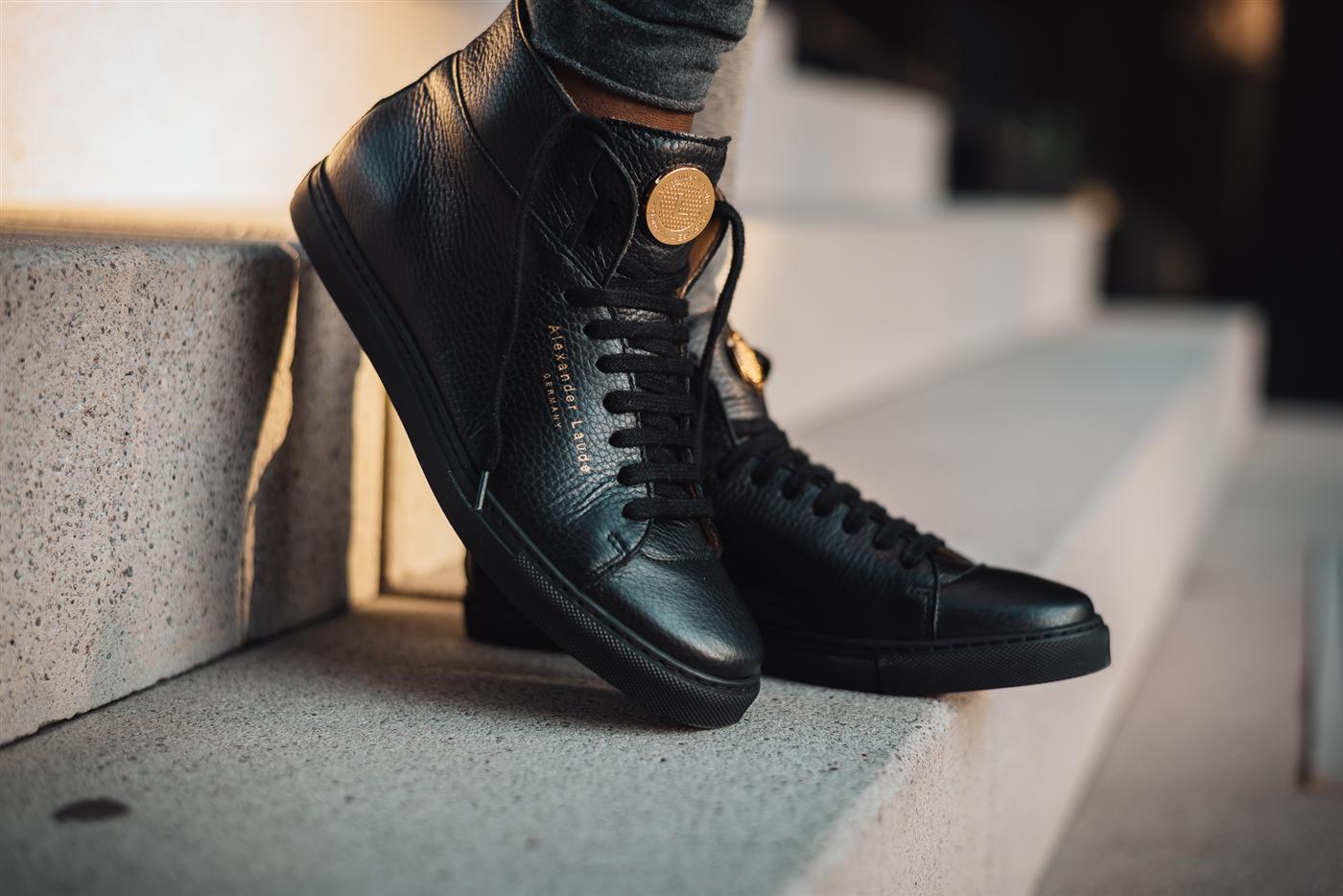 High-Top Sneaker by Alexander Laude 4