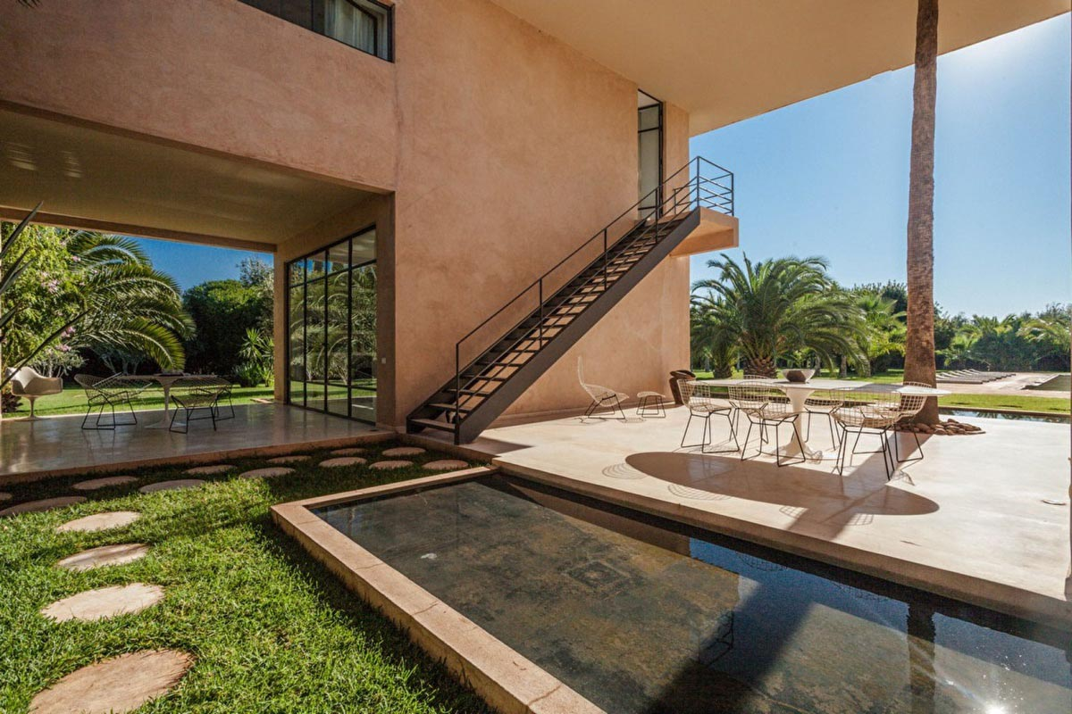 Bond Villain's Moroccan Home From 'Spectre' on Sale 8