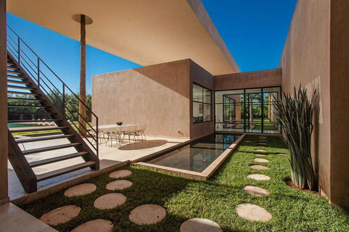 Bond Villain's Moroccan Home From 'Spectre' on Sale 9