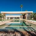 Marokkanische Villa des Bond