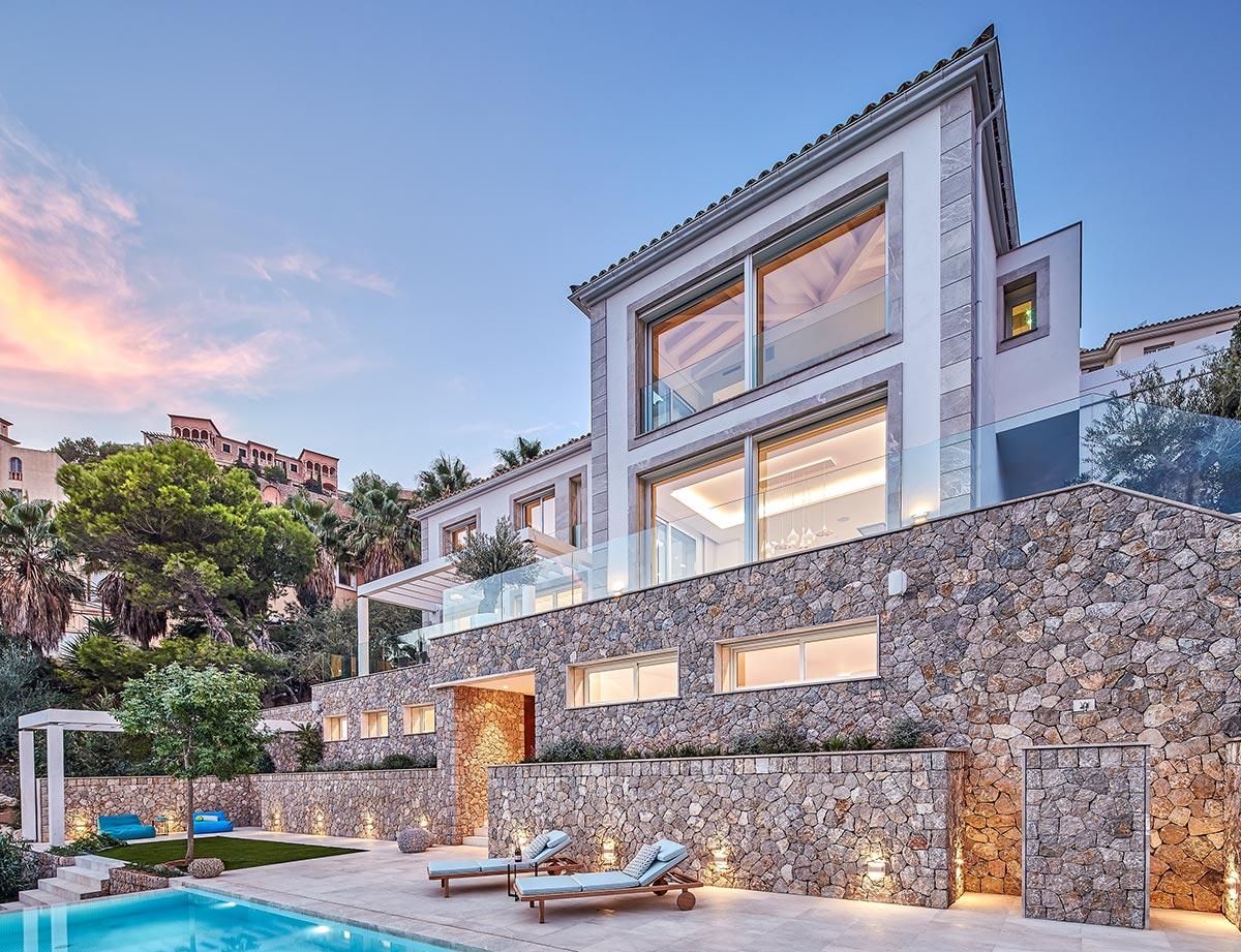 Fantastic, new High-End Villa in Port Andratx 5