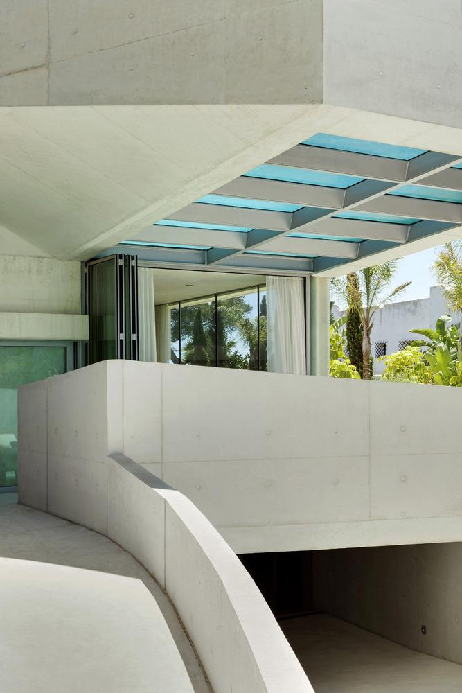 "Das ""Jellyfish House"" in Marbella 12"
