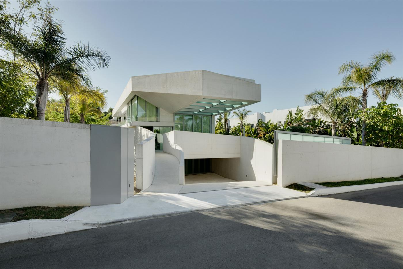 "Das ""Jellyfish House"" in Marbella 5"