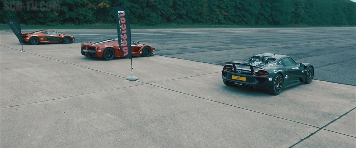 LaFerrari-P1-918-Spyder-Drag-Race-02