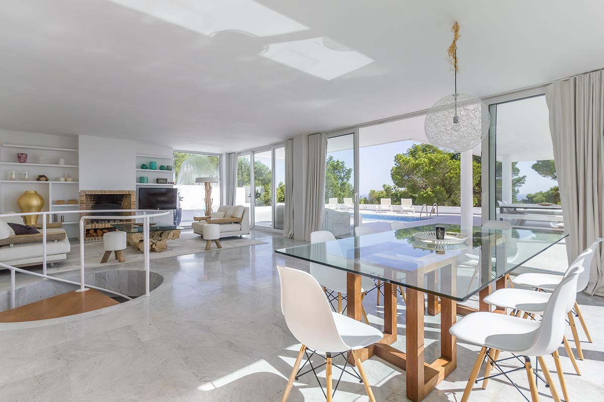 ... Modern Villa With Panoramic Sea Views In Ibiza 10