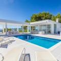 Modern Villa with Panoramic Sea Views in Ibiza