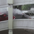 Nissan 370Z's Drifting Through Abandoned Mall