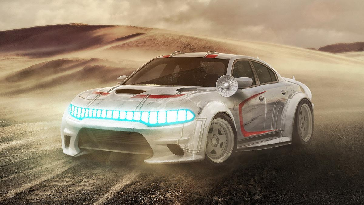 If Supercars Were Star Wars Characters 8