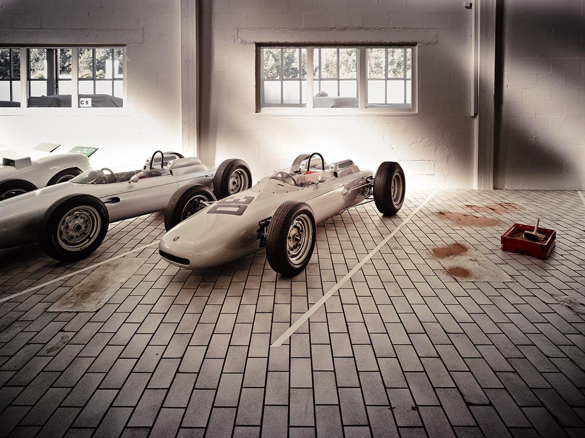 A Look Inside Porsche's Secret Stuttgart Warehouse 2