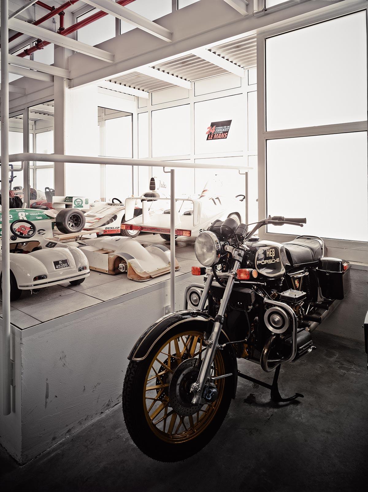 A Look Inside Porsche's Secret Stuttgart Warehouse 4
