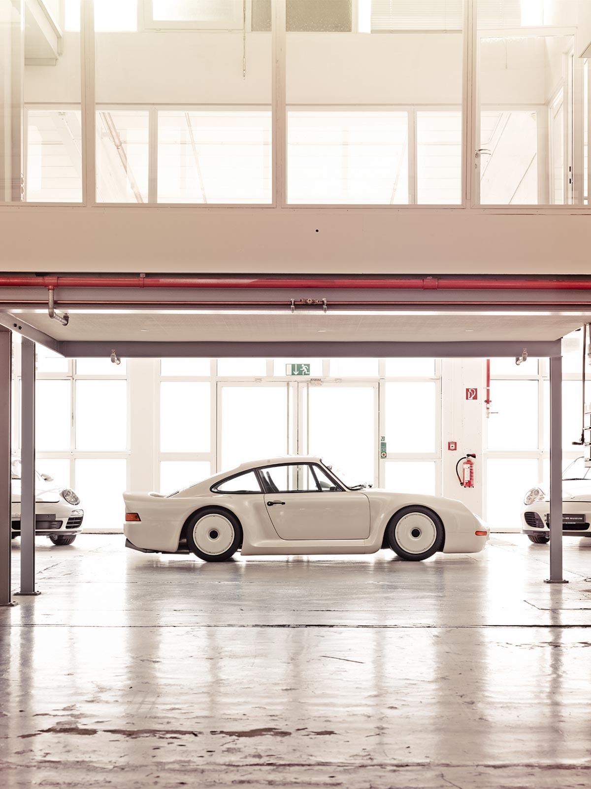A Look Inside Porsche's Secret Stuttgart Warehouse 5
