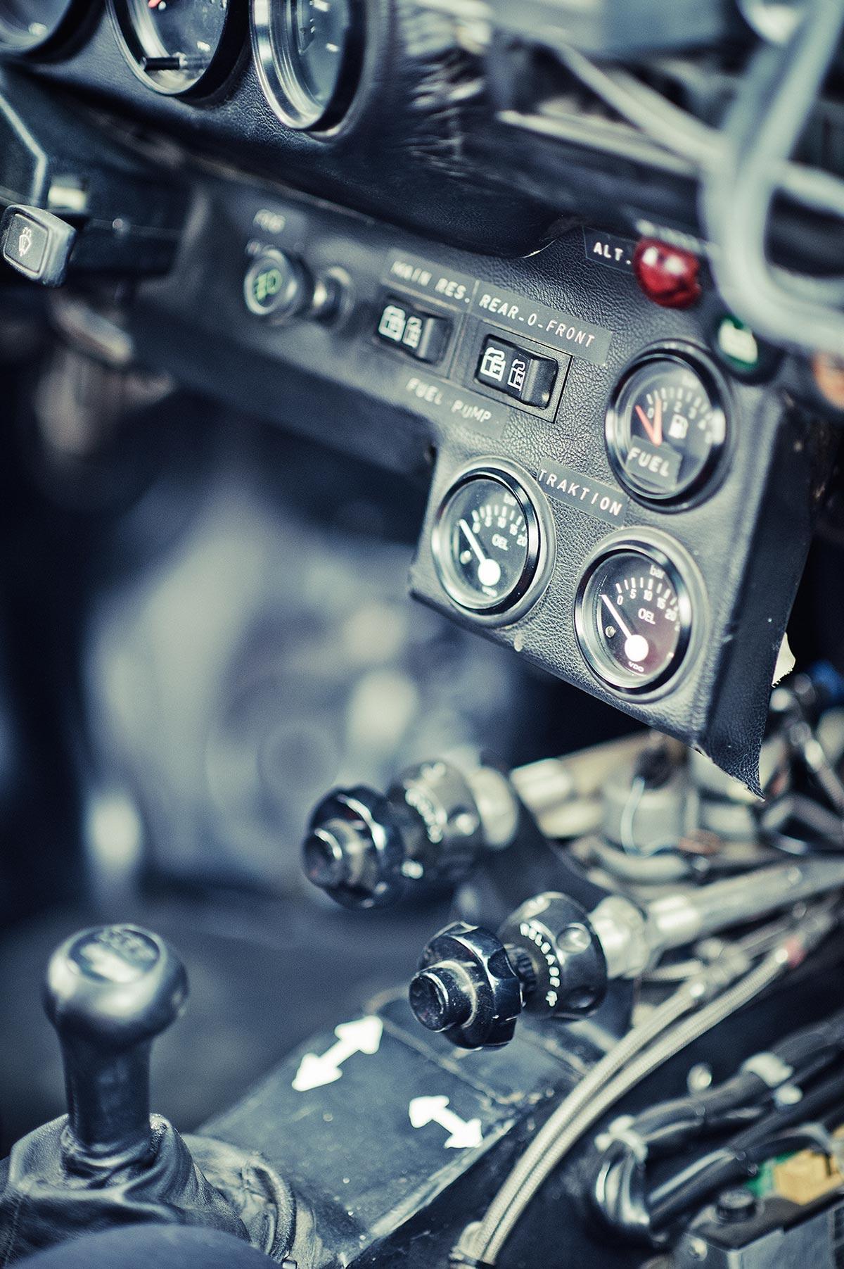 A Look Inside Porsche's Secret Stuttgart Warehouse 7