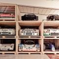 Ein Einblick in Porsches verborgenes Lager in Stuttgart