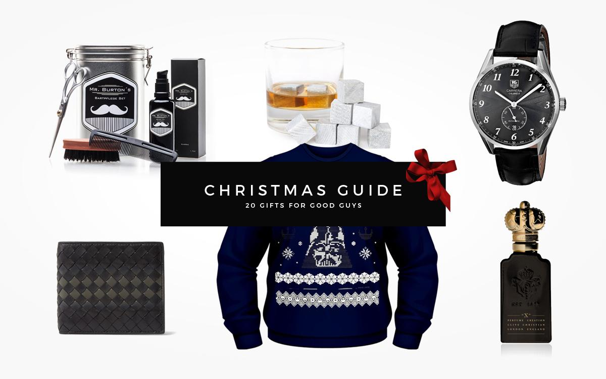 Christmas Guide:<br> Gifts for Good Guys 1