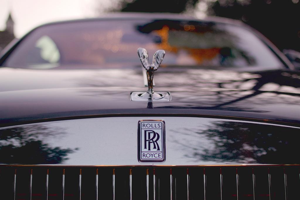 The Formidable Rolls Royce Wraith 4