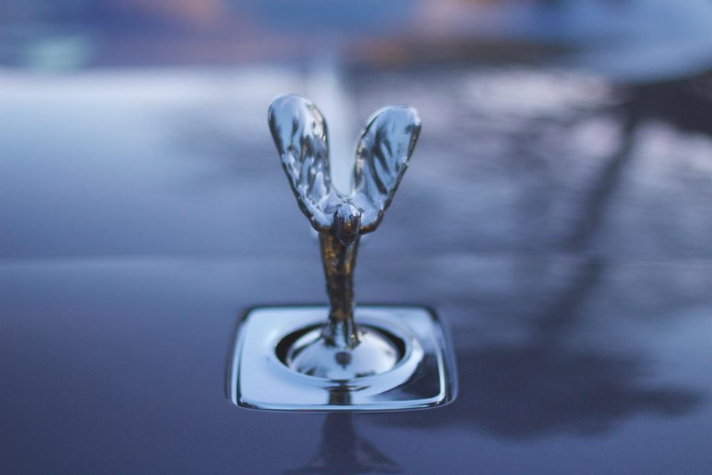 The Formidable Rolls Royce Wraith 7