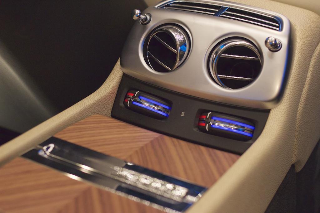 The Formidable Rolls Royce Wraith 6