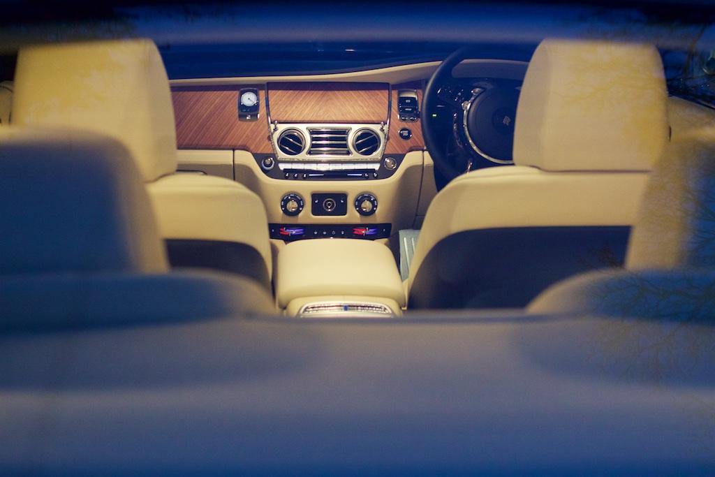 The Formidable Rolls Royce Wraith 3