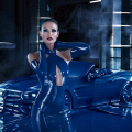 Natasha Poly for Mercedes-Benz: Obsession with an Icon