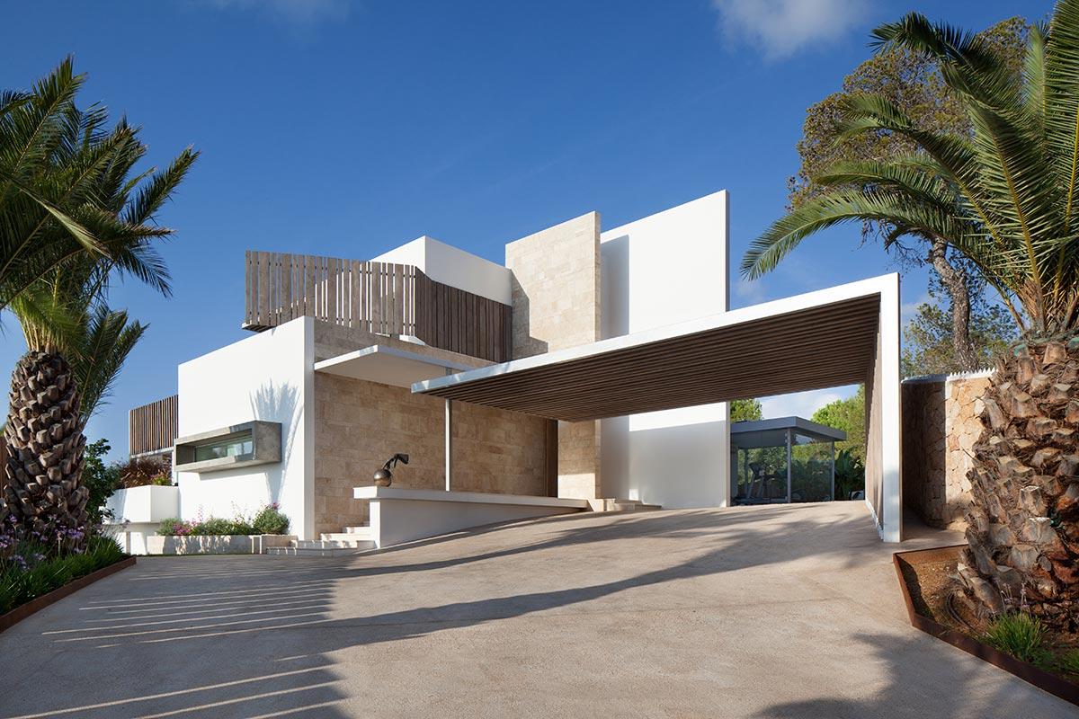 Ocean View Home in Ibiza by SAOTA & ARRCC 2