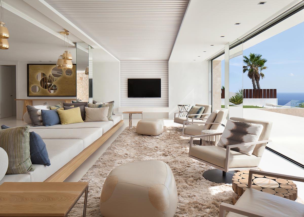Ocean View Home in Ibiza by SAOTA & ARRCC 8