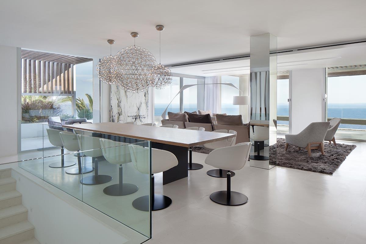 Ocean View Home in Ibiza by SAOTA & ARRCC 14