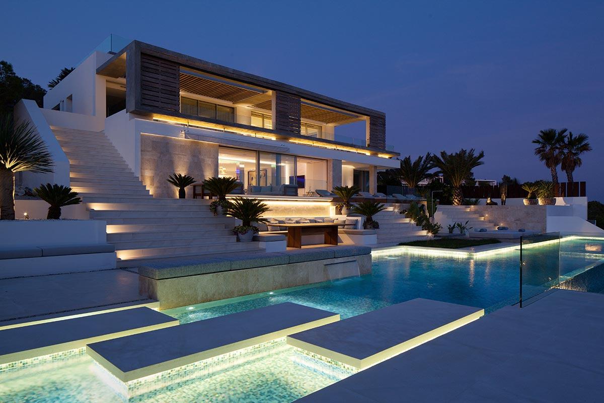 Ocean View Home in Ibiza by SAOTA & ARRCC 1