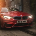 A Good Ride in the The BMW M4