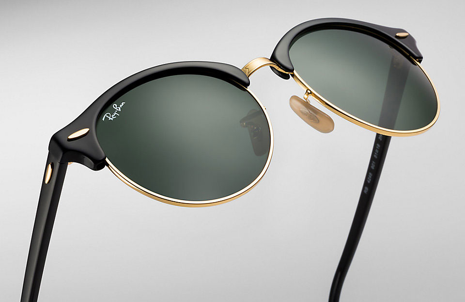 Ray-Ban introduces the Clubround 1