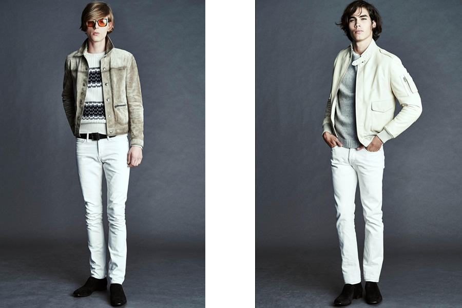 Tom Ford's Spring/Summer 2016 Lookbook 4