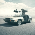 Back from the Future x DeLorean Going Back To The Production Line