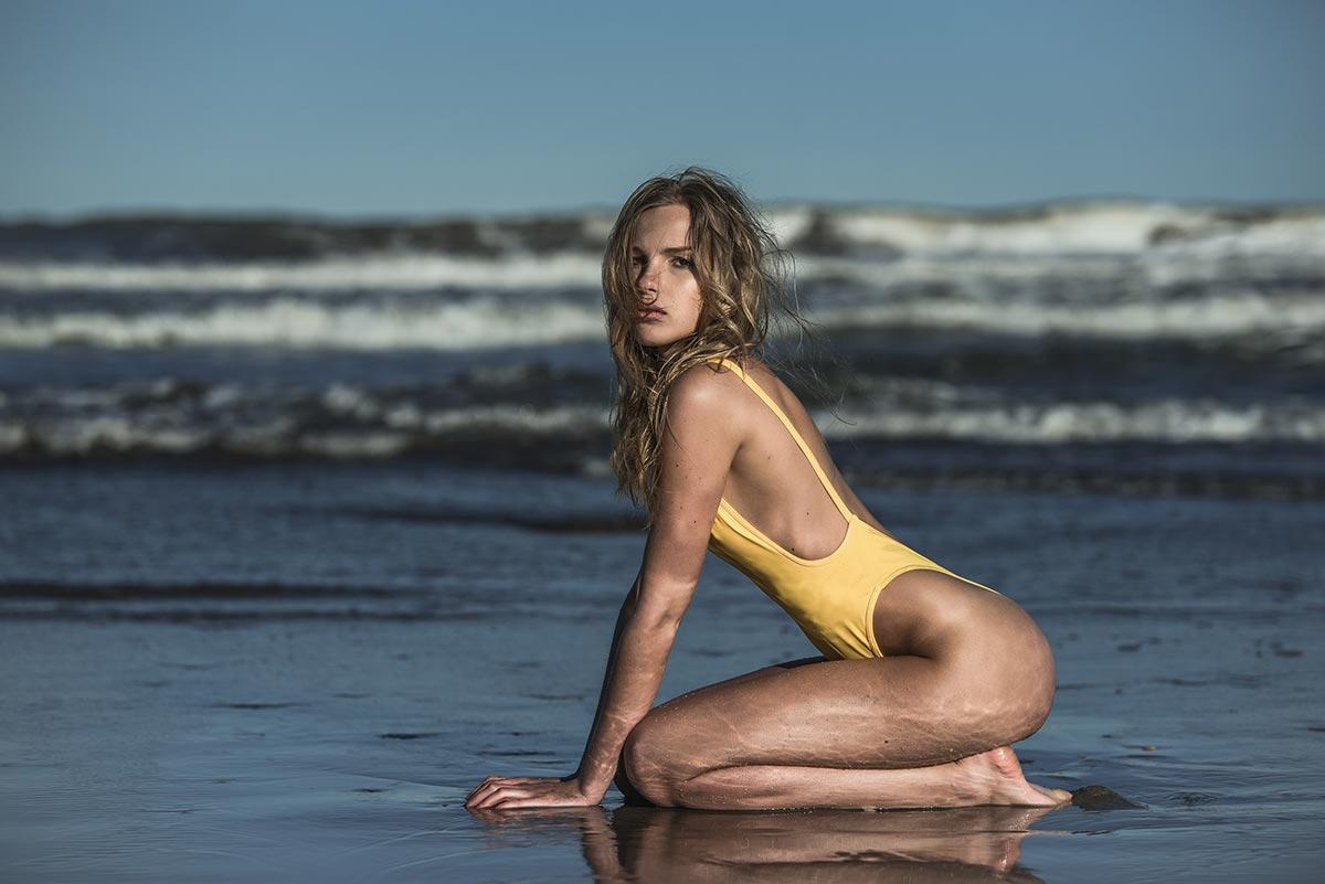 Strandatmosphäre mit Kryss Wood und Alejandro Bauducco 6