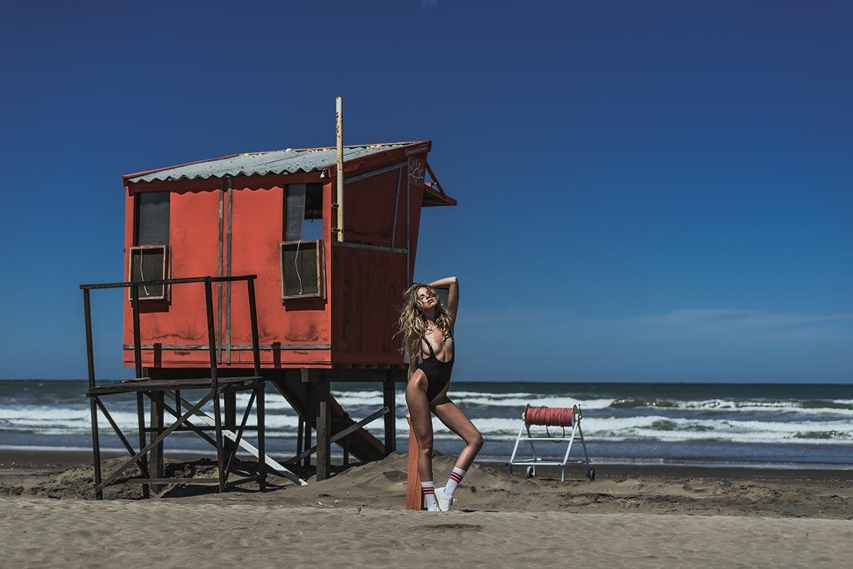 Strandatmosphäre mit Kryss Wood und Alejandro Bauducco 13