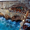 The Amazing Cave Restaurant in Polignano a Mare
