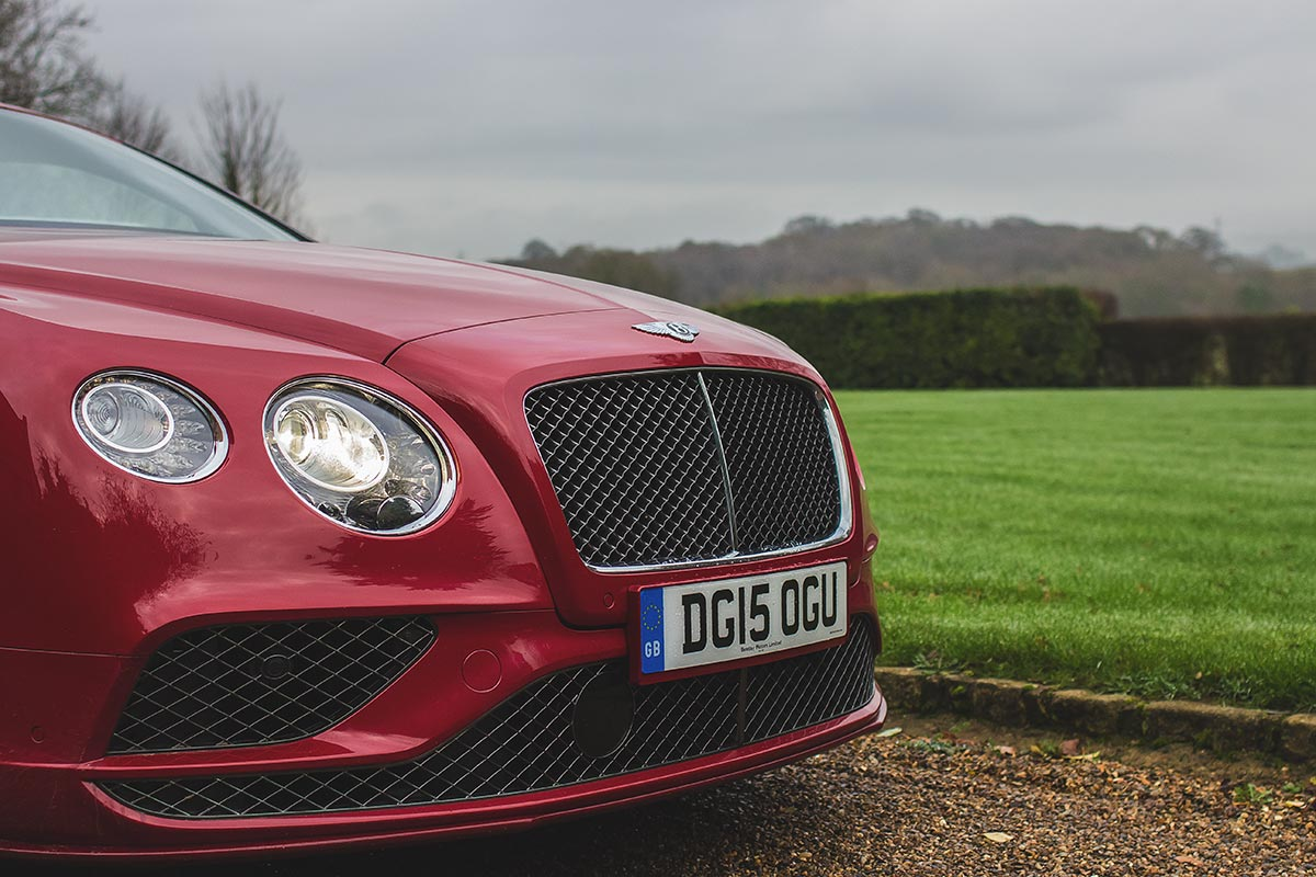 Grand Touring Excellence. The Bentley Continental GT Speed 6