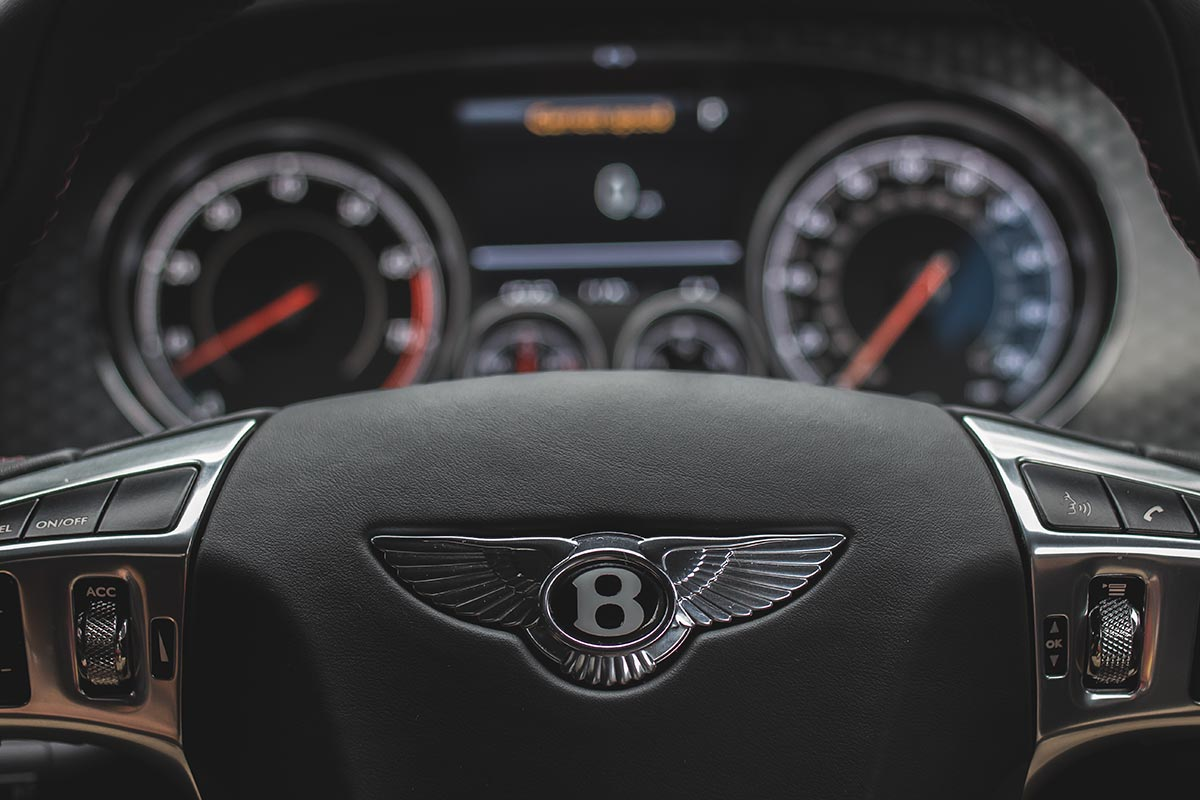 Grand Touring Excellence. The Bentley Continental GT Speed 8