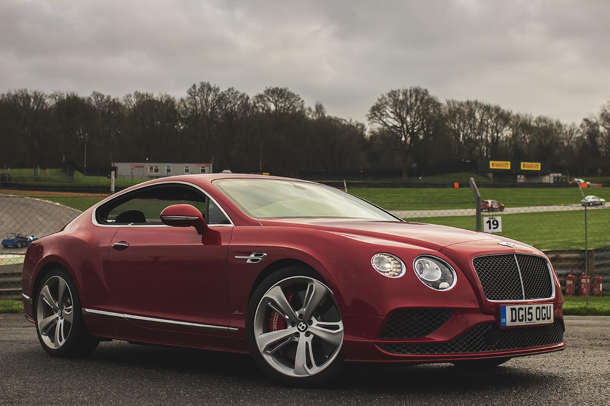 Grand Touring Excellence. The Bentley Continental GT Speed 11