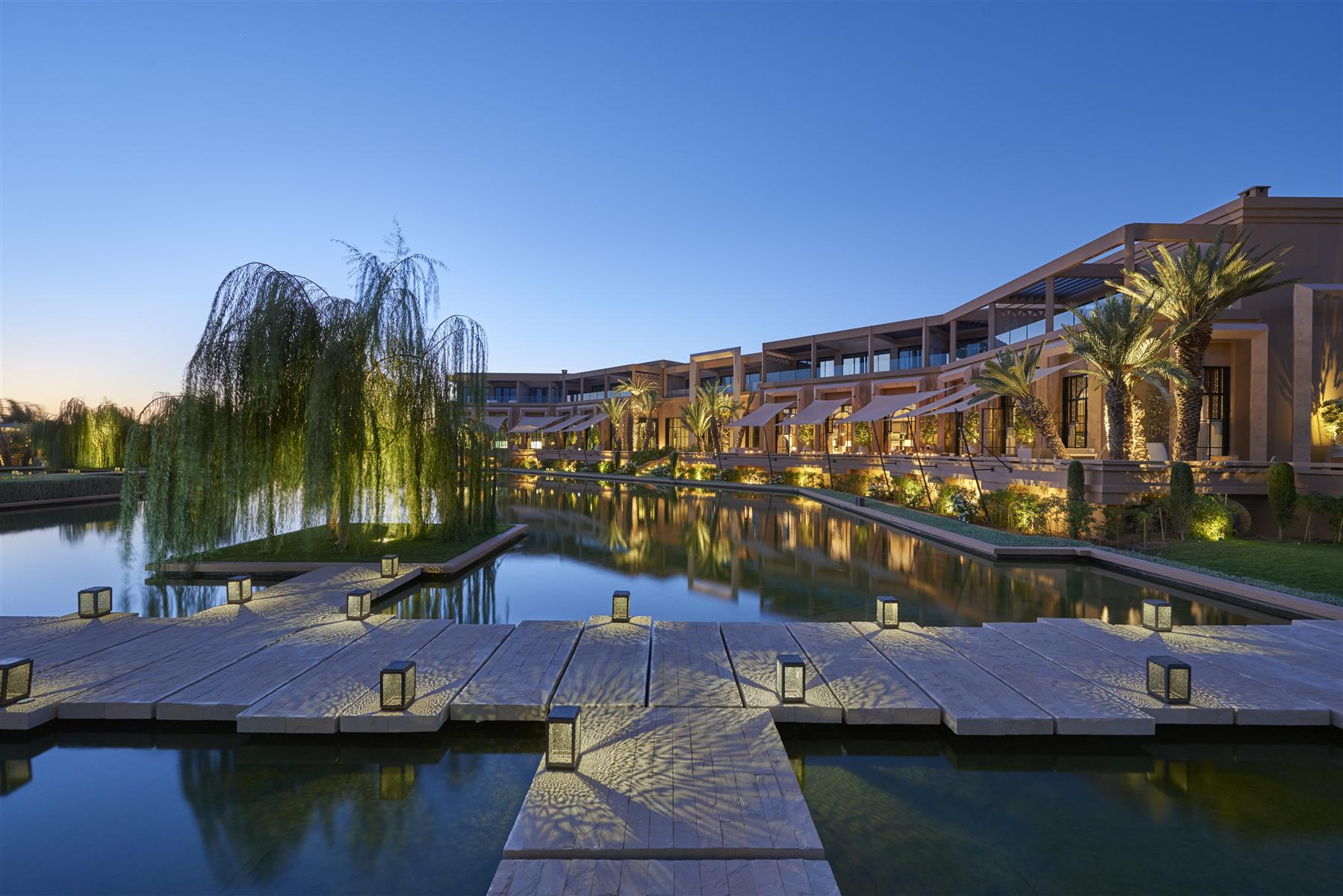 An Oasis in the East: The Mandarin Oriental, Marrakech 2