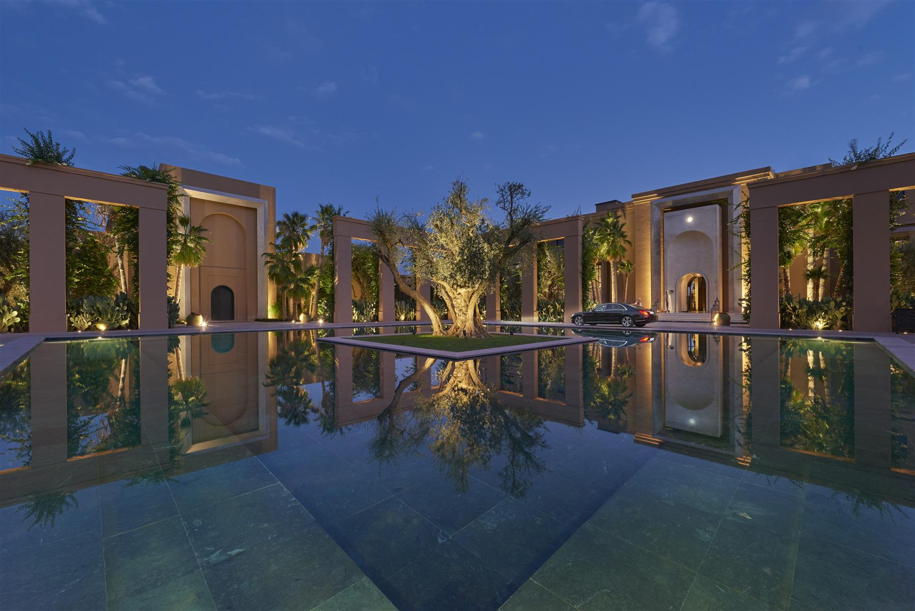 An Oasis in the East: The Mandarin Oriental, Marrakech 3