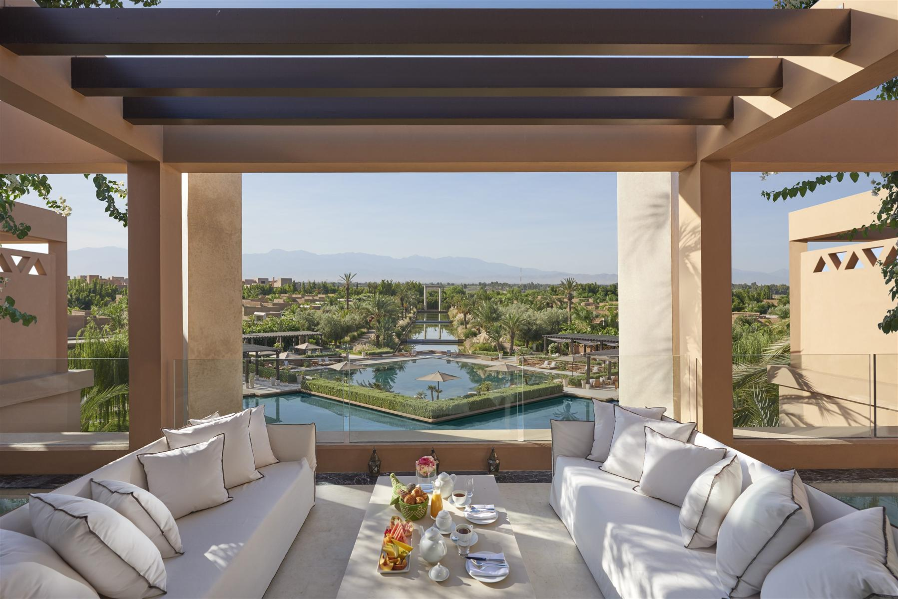 An Oasis in the East: The Mandarin Oriental, Marrakech 5